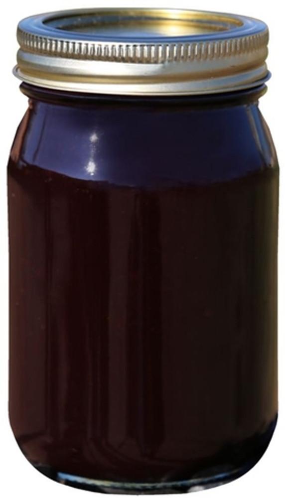 Juice Sweetened Blackberry Preserves