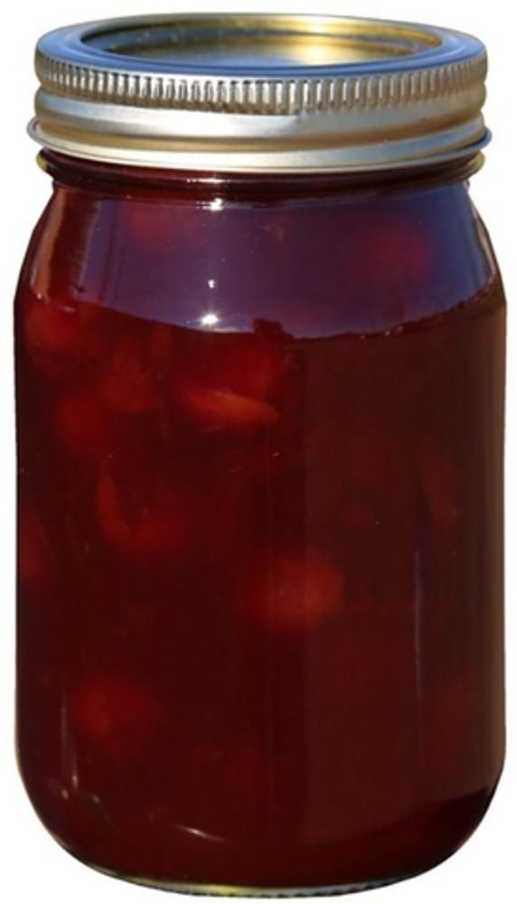 Juice Sweetened Cherry Preserves