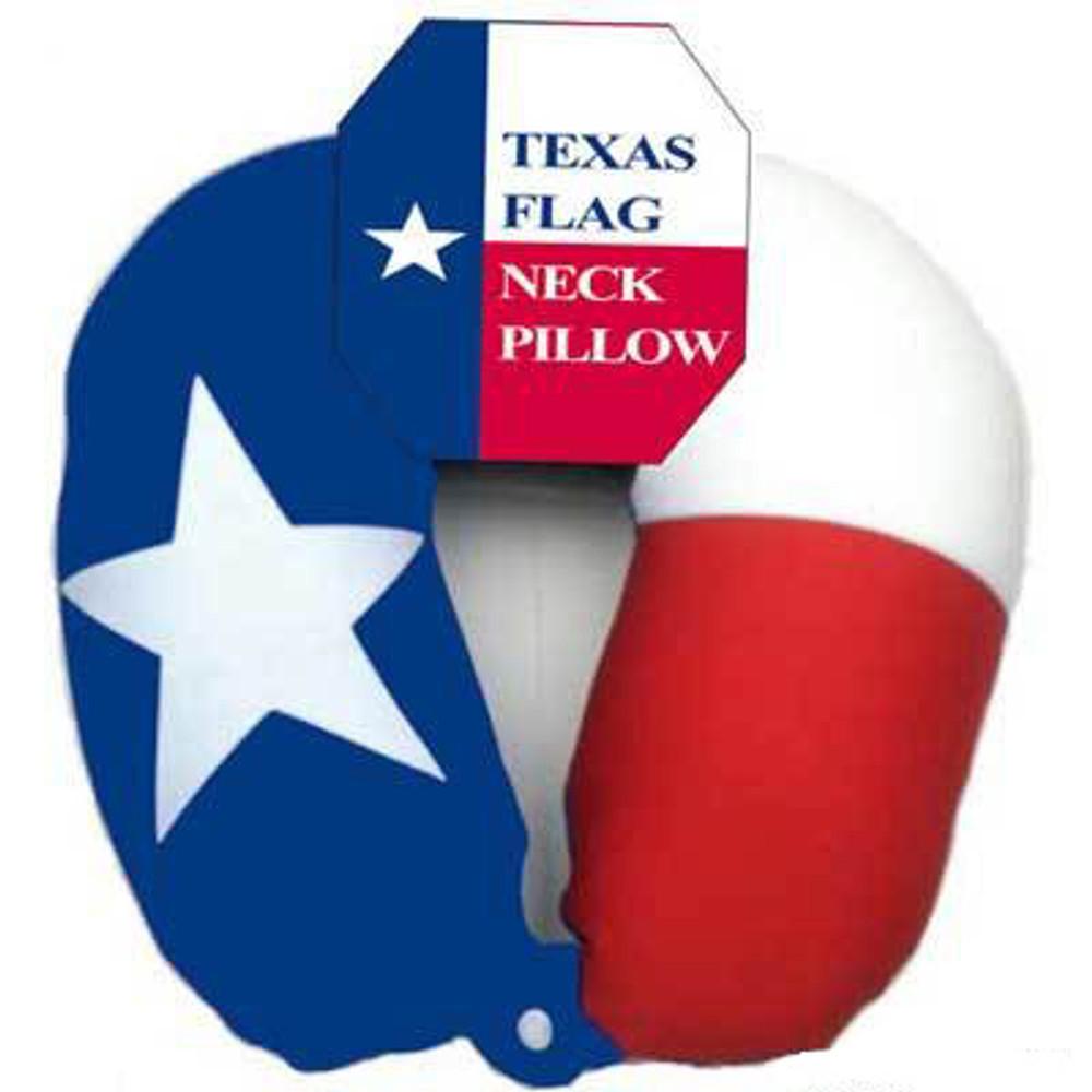 Texas Neck Pillow
