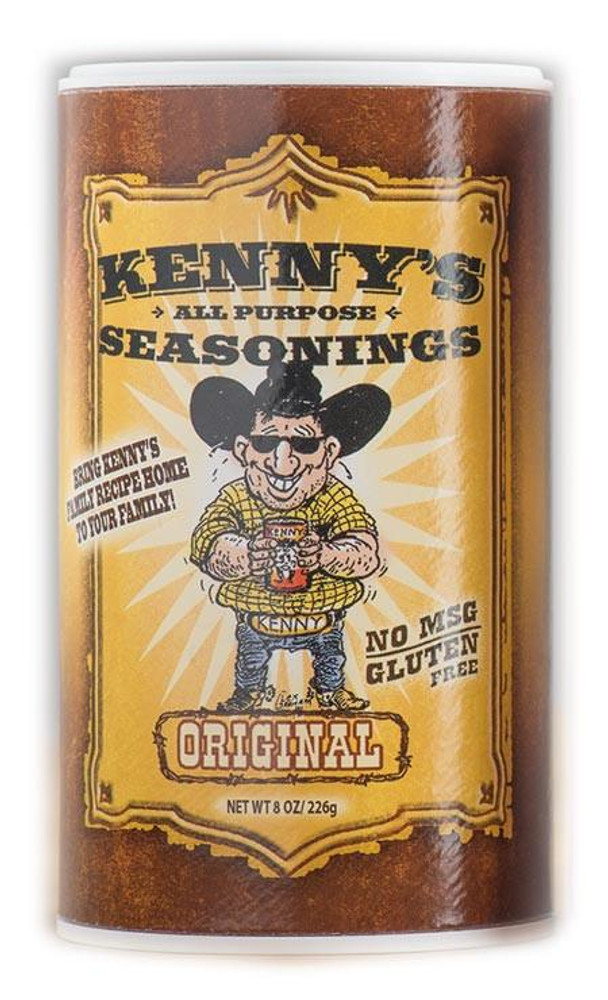 Kenny's Seasoning 8oz