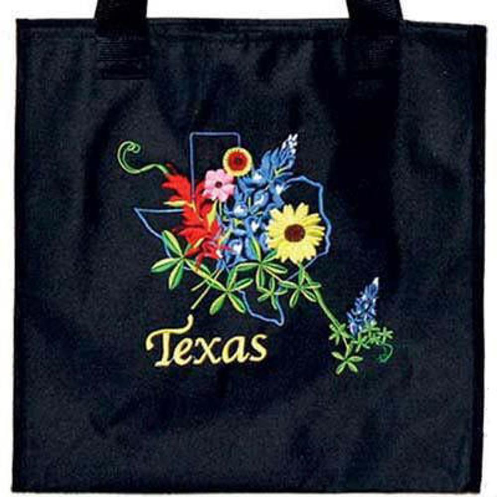 Texas Wildflower Tote