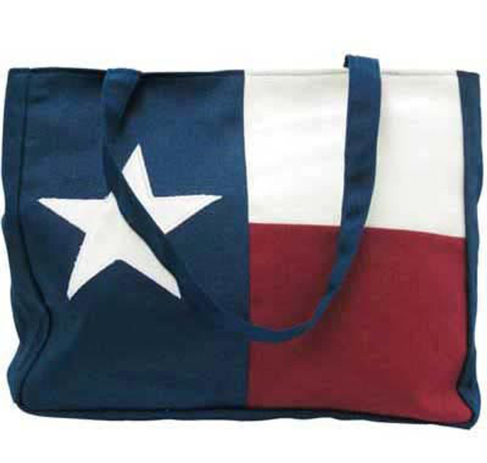 Texas Flag Tote