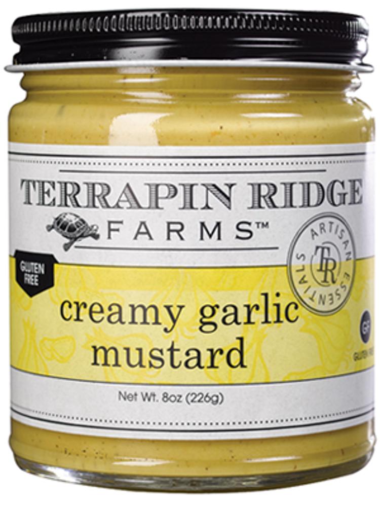 Mustard Creamy Garlic
