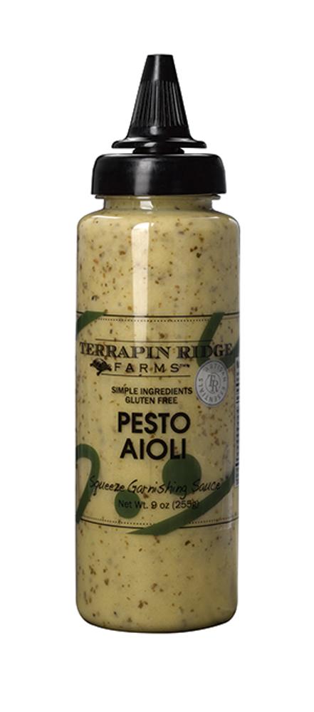 .Pesto Aioli