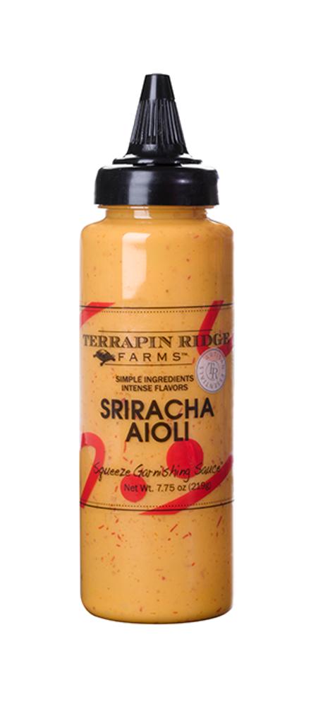 .Sriracha Aioli