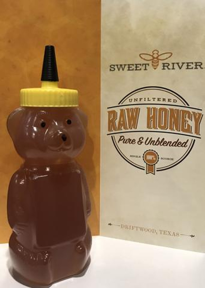Raw Honey Bear