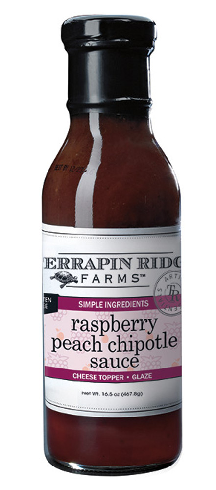 Sauce Raspberry Peach Chipotle Sauce