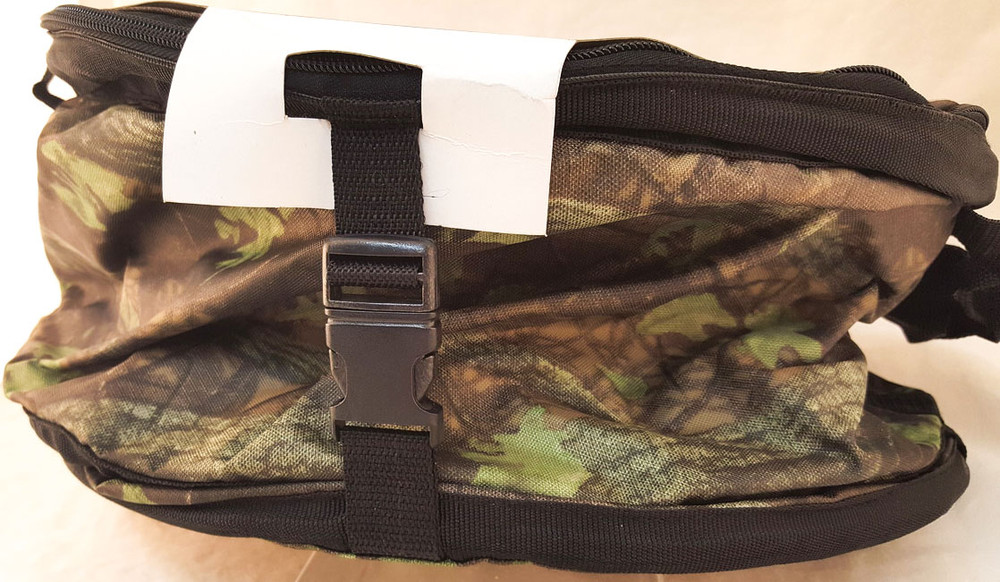 Collapsible Camo Cooler Bag