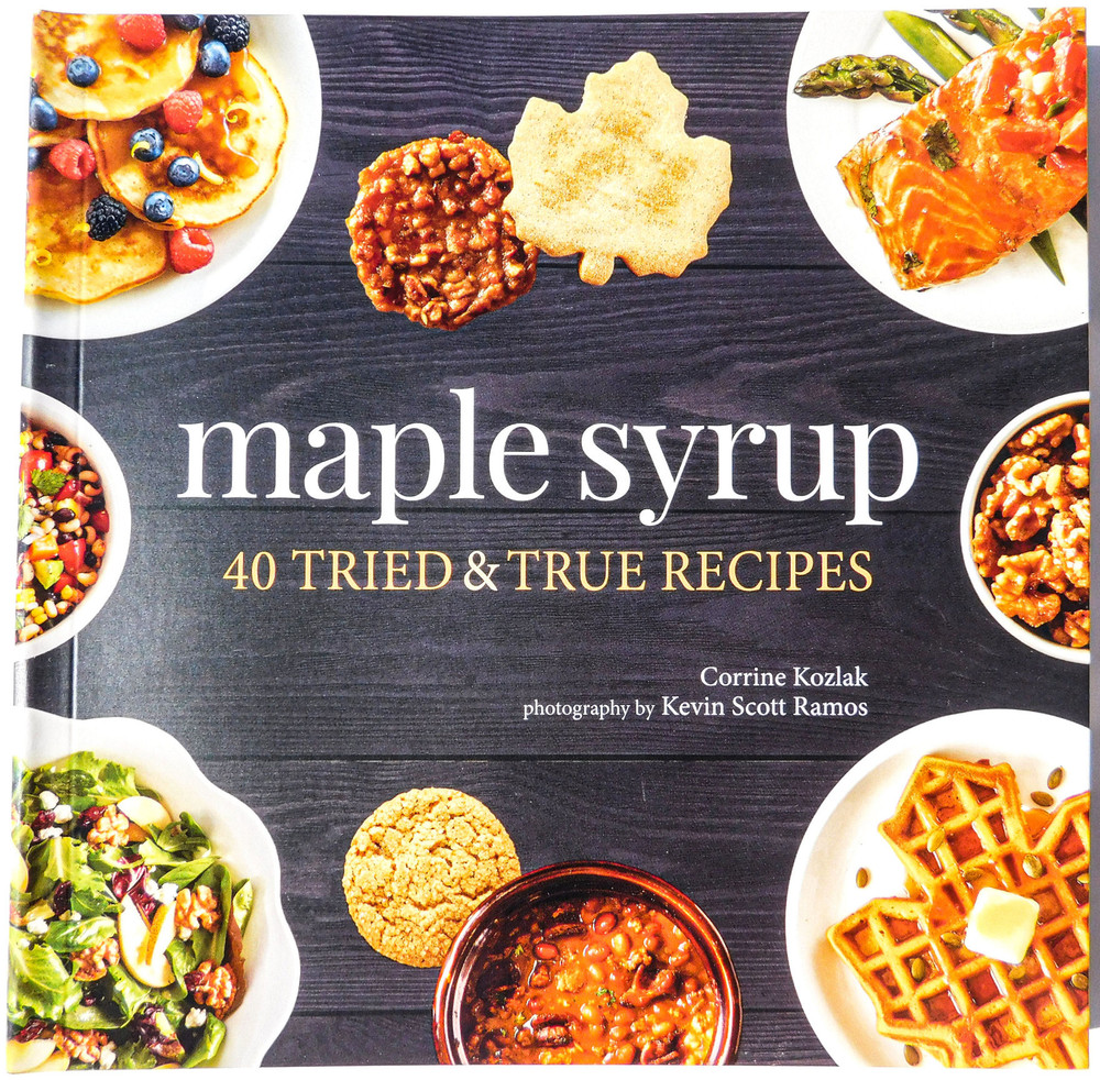Maple Syrup - 50 TRIED & TRUE RECIPES by Julia Rutland