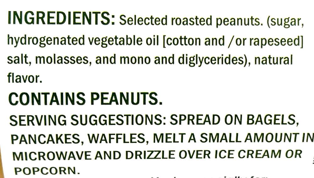 Jalapeno Peanut Butter