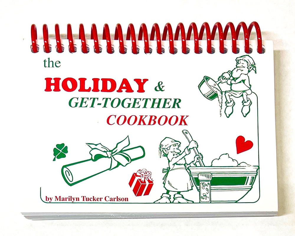 the Holiday & Get-Together Cookbook by Marilyn Tucker Carlson