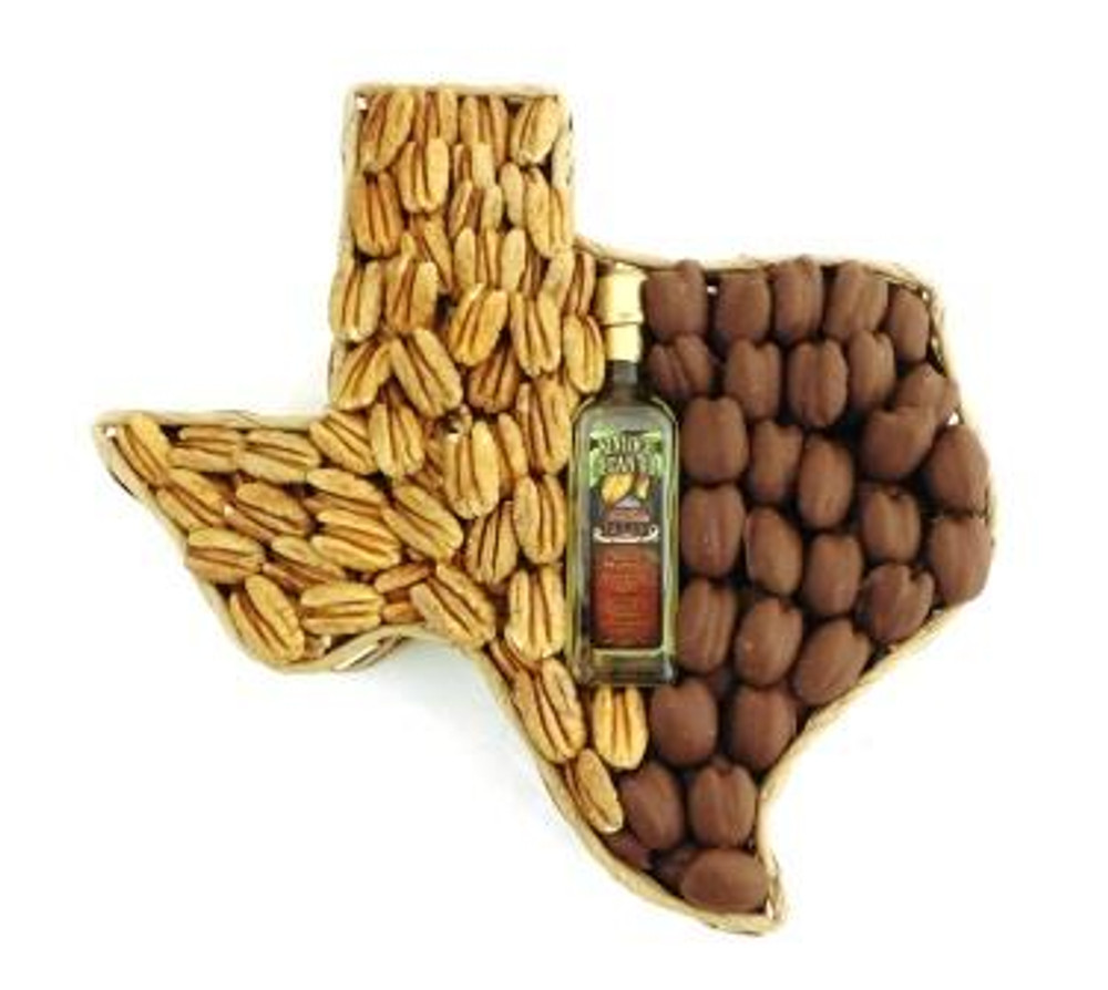 Texas Basket with Pecan Oil