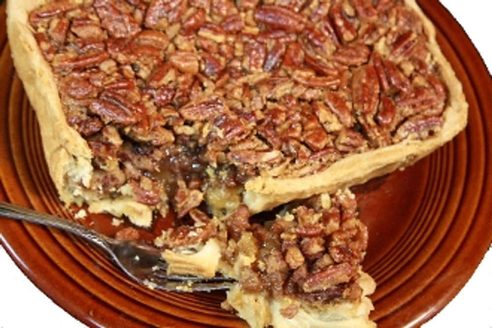 "Cousin Ruby's ""To Die For"" Pecan Cobbler"
