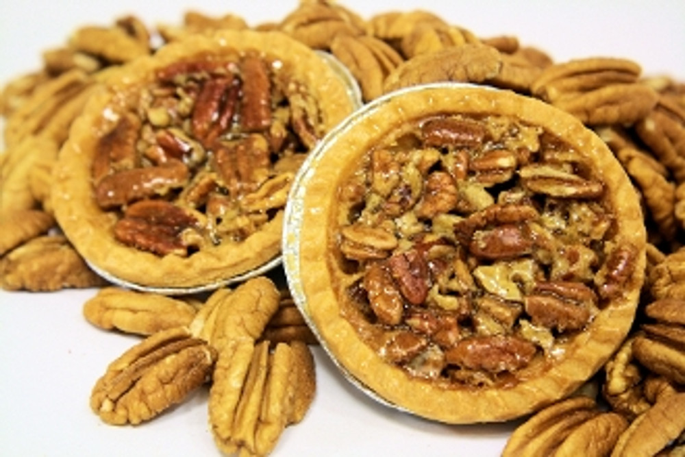 Mini Pecan Pies 1 dz