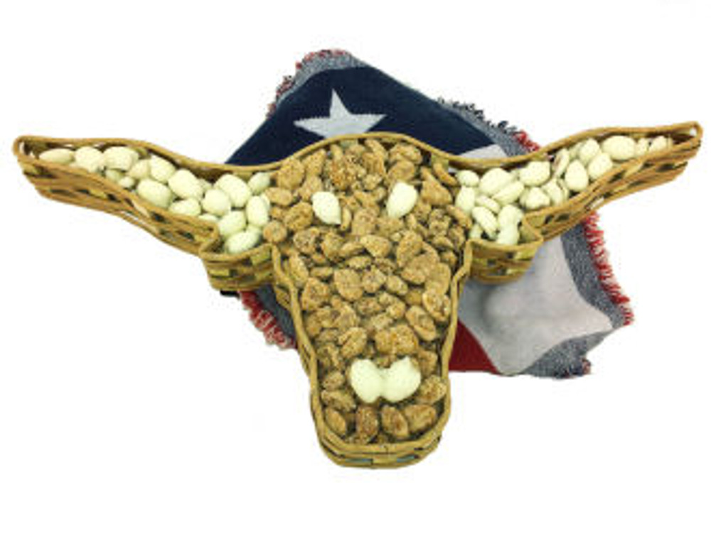 Texas Longhorn Gift Basket