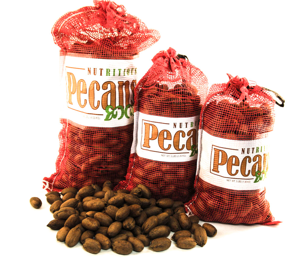 In Shell Pecans - Due to state regulations, we are unable to ship in-shell pecans to California or Arizona.