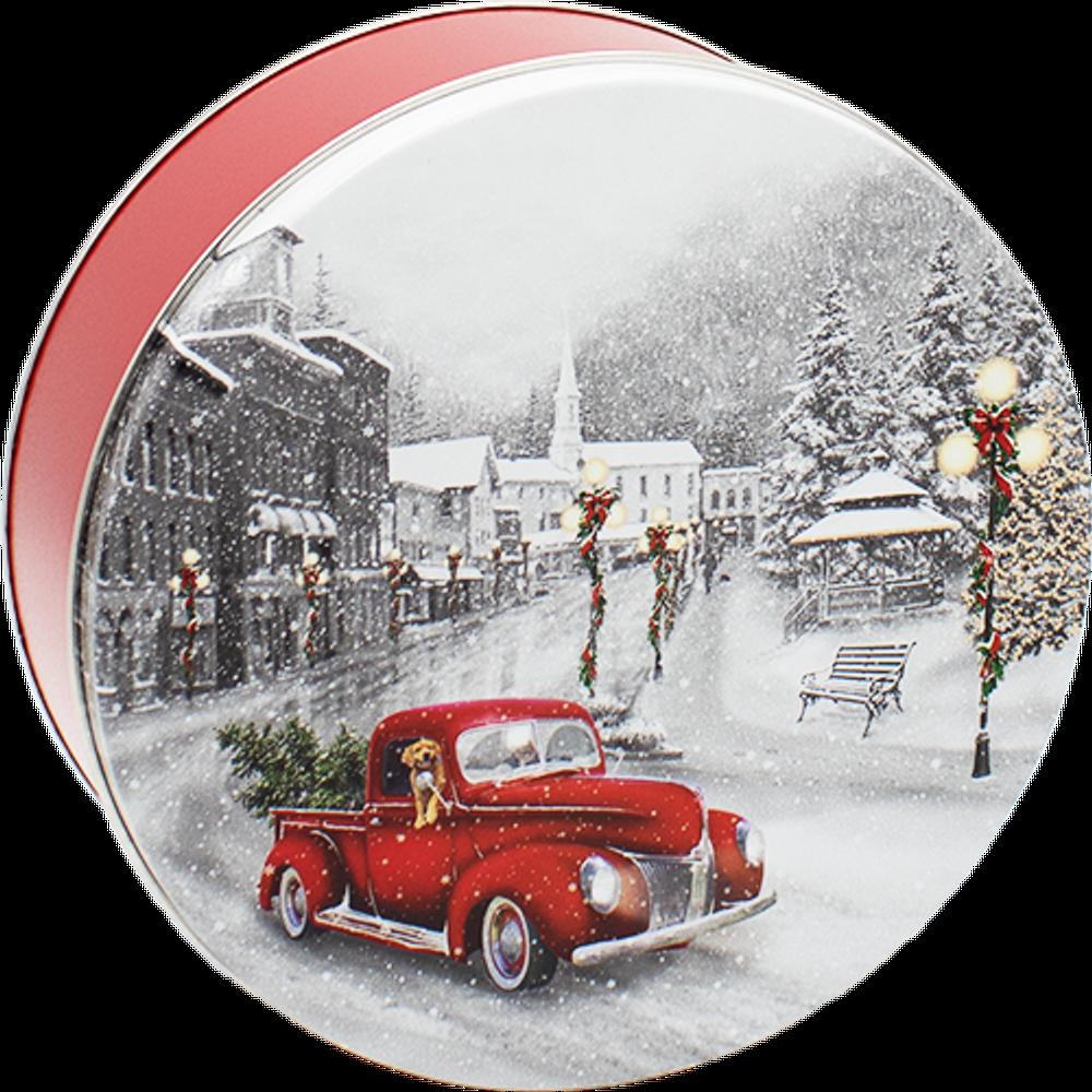 Holiday Halves Gift Tin