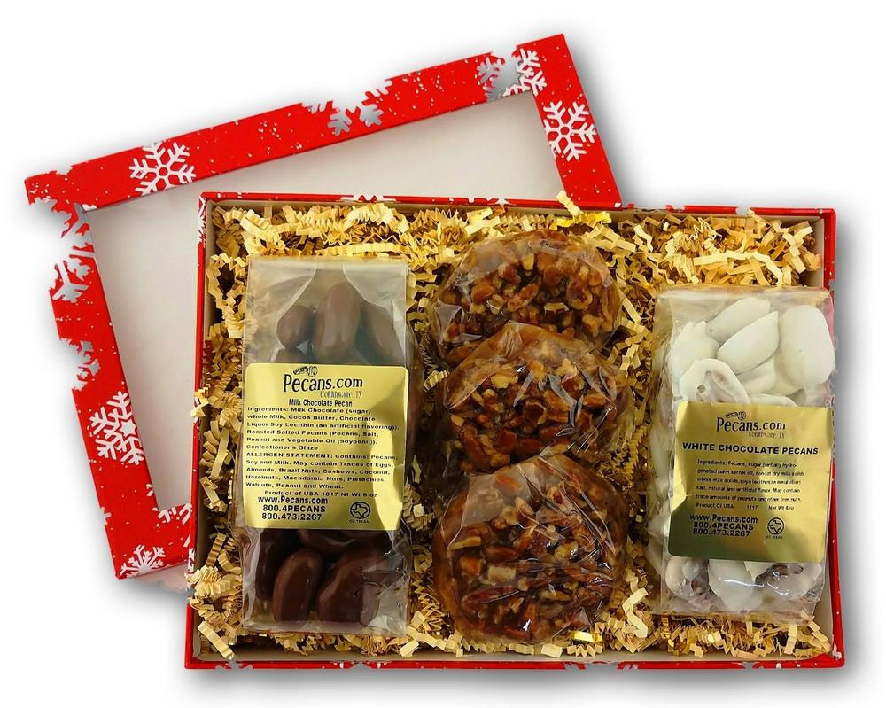 Christmas Candy Gift Box