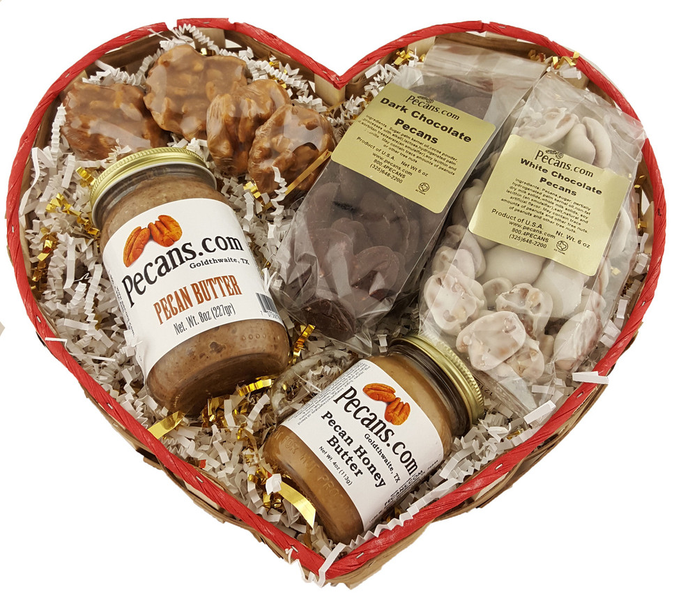 Heartful of Goodies Gift Basket
