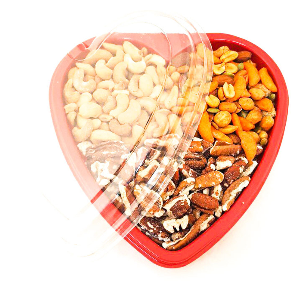 Snack Mix Heart