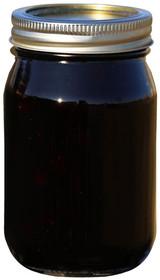Juice Sweetened Blueberry Preserves