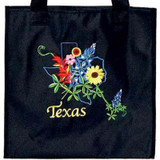 Texas Wildflower Tote