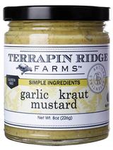 Mustard Garlic Kraut