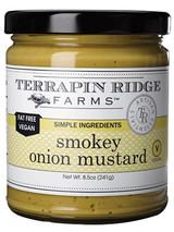 Mustard Smokey Onion