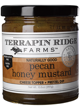 Mustard Pecan Honey