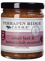 Mustard Sweet Beet & Horseradish