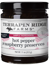 Preserves Hot Pepper Raspberry