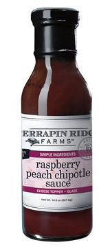 Sauce Raspberry Peach Chipotle Sauce