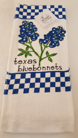 Kitchen Tx Bluebonnett Towel
