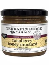 Mustard Raspberry Honey Mustard Pretzel Dip