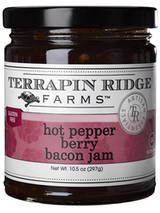 Jam Hot Pepper Berry Bacon