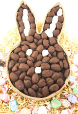 Easter Bunny Basket Chocolate