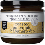 Dip Roasted Pineapple Habanero