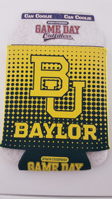 Baylor Can Koozie