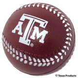 Texas A&M Foam Baseball