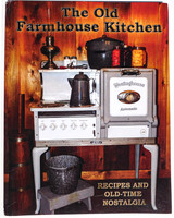 The Old Farmhouse Kitchen by Frances A. Gillette