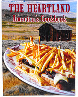 The Heartland America's Cookbook by Frances A. Gillette