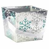 Snowflake Box with Handle