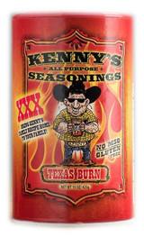 Kenny's Texas Burn Seasoning 15 oz