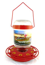 Glass Hummingbird Feeder (Wide Mouth) 40 oz