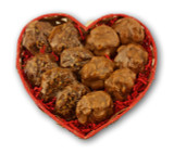 Heartful of Pecan Pralines Basket