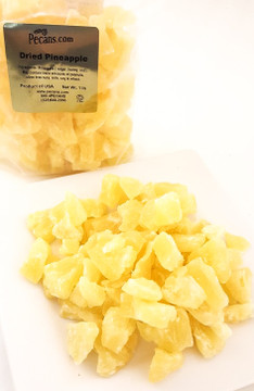 Dried Pineapple Chunks
