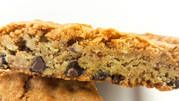 Chocolate Pecan Pie Bar (Single)
