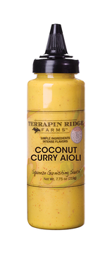 Squeeze Coconut Curry Aioli