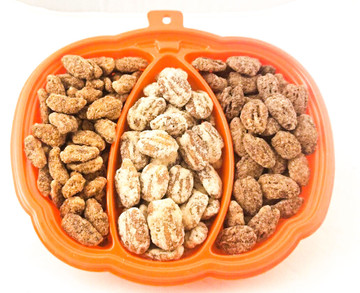 Gift Pumpkin Fall Frosted