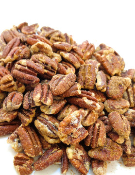 Roasted Salted  Variety of  Pecans